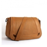 까르띠에 32cm MARCELLO SADDLE SHOULDER BAG 브라운-2B058